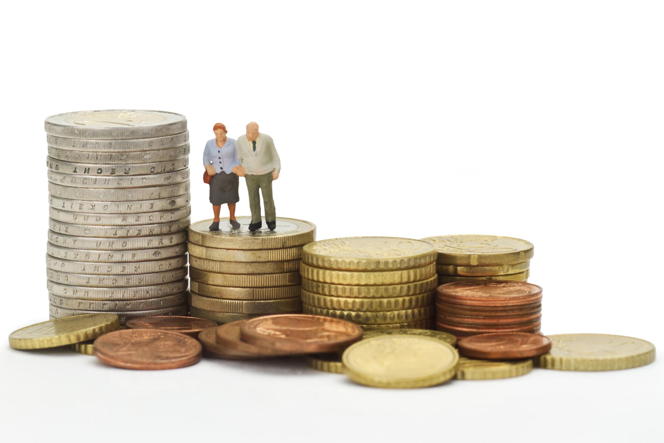 Impuestos de las pensiones