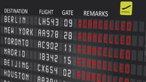Problemas legales y reclamaciones de vuelos