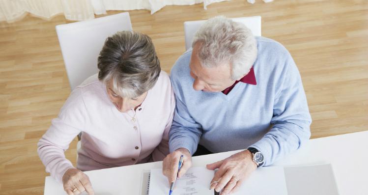Incentivos fiscales para mayores de 65