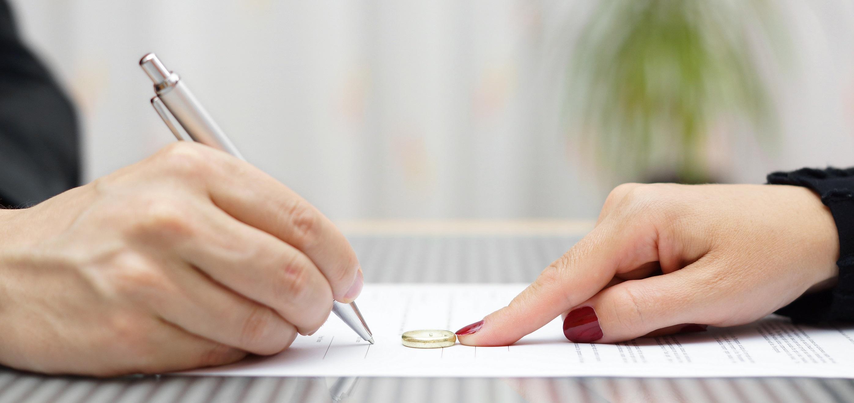 Abogados especialistas en divorcio express