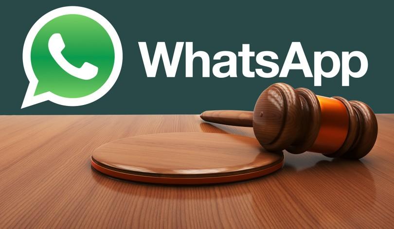 Whatsapp como prueba judicial
