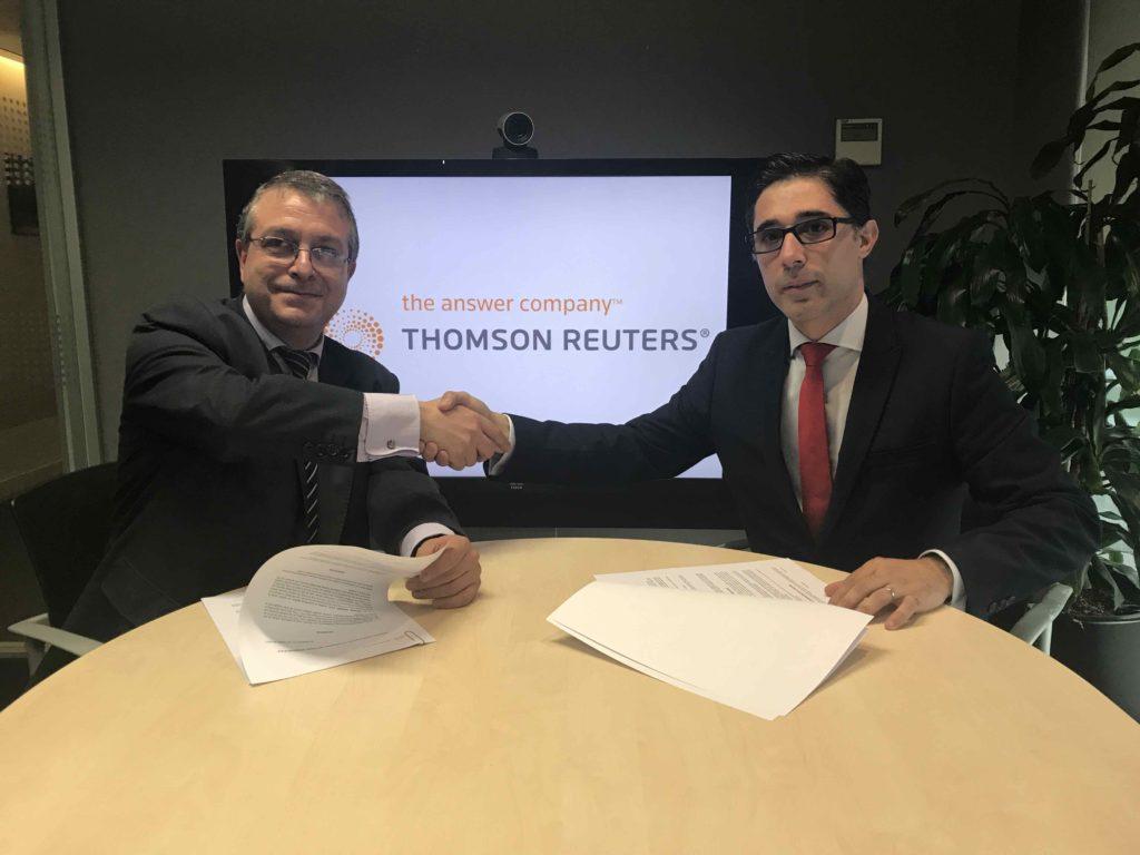 Descuentos Thomson Reuters
